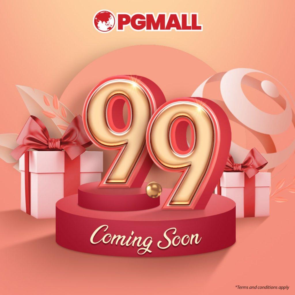 PG Mall Merdeka Day Sales