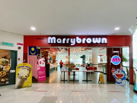 Marrybrown New Menu