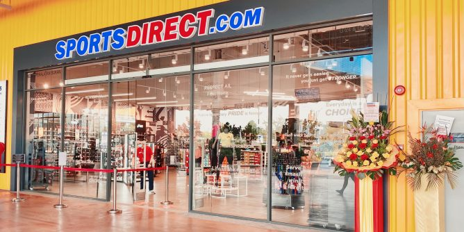 Sports Direct Sunway Big Box